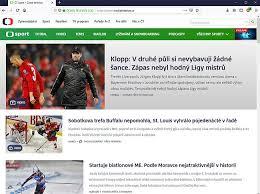 Vedle pravidelného fotbalového také biatlonový, hokejový, cyklistický, nfl a mnohé další. How To Stream Ct Sport For Free Outside The Czech Republic