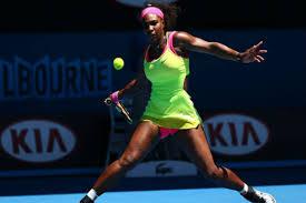 Serena Williams vs Garbine Muguruza, Australian Open 2015 ...