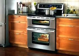 best double oven gas range. Best Electric Double Oven Stove Full Image For Gas . Range