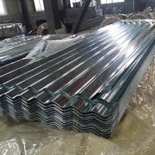 galvanized corrugated steel sheet total steel plate