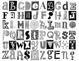 Lettering Letters Design Doodle Letter Designs Alphabet Doodle 108 Doodle
