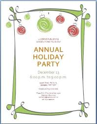 christmas open house flyer holiday open house invitation wording and holiday open house flyer