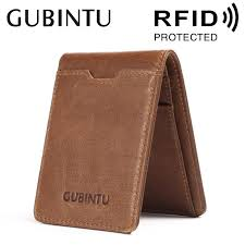 gubintu slim men wallet bifold vintage leather portfolio men wallets minimalist travel carteira masculina bid200 pm49 wallets leather wallets for