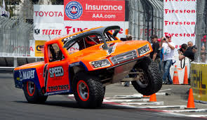 OT] Meanwhile in today's Stadium Super Trucks race at Adelaide ...