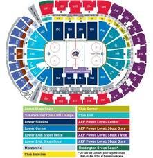 Perfect Vodka Amphitheatre Seating Chart With Seat Numbers Tickets Columbus Blue Jackets Vs Minnesota Wild Tickets 03