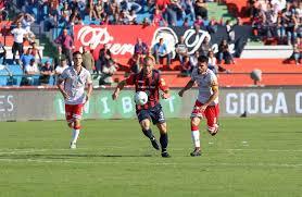 SERIE B | Il Cosenza ha il mal di vittoria, nuovo pari con ...