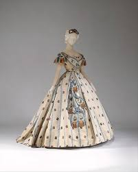 digication e portfolio    sassan k  darian amer  sp     fourth    the primary source document that i have selected is a ball gown dress from the  th century  the reason that i chose this document is because it reflects