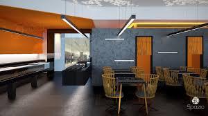 Cheap Materials For Interior Design Cafe Restaurant Interior Design In Dubai Spazio
