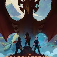 El príncipe dragón Temporada 1