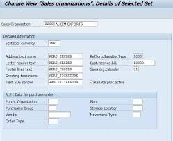 Sap Sd Organizational Structure Flow Chart Sap Sales Distribution Enterprise Structure