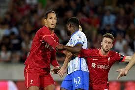 Hertha Berlin 4, Liverpool 3 - Match Recap: Virgil van Dijk Returns! - The  Liverpool Offside