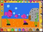 Играть в игру рисование и раскраска бесплатно