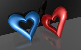 Colorful 3D Love Wallpapers - Wallpaper ...