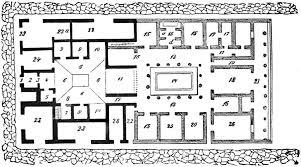 fresh roman villa floor plan modern roman villa floor plan the project gutenberg ebook of