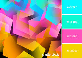 25 Eye Catching Neon Color Palettes To Wow Your Viewers