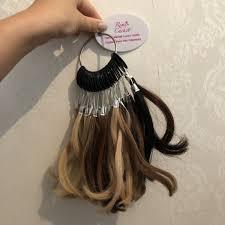 Cachet Hair Design Remi Cachet Hair Extension Colour Wheel 41 Depop