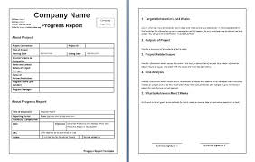 10 Weekly Report Templates Free Word Templates Business