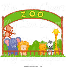 zoo clipart. Beautiful Clipart For Zoo Clipart O