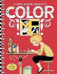 Small Picture Amazoncom Mary Engelbreits Color ME Coloring Book
