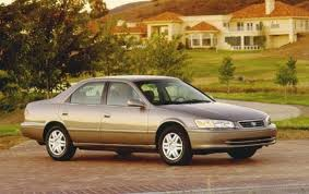 2001 Toyota Camry - Information and photos - ZombieDrive