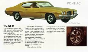 cars we remember pontiac s forgotten t37 muscle car from 1970 1971 business the chronicle express penn yan ny