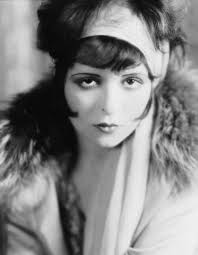 star clara bow defined the flapper makeup look with her cupid bow 39 s lipstick full