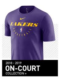 los angeles lakers on court collection