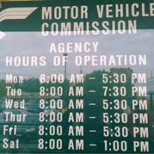 motor vehicle locations near me