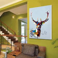 animal wall art canvas