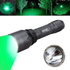 Best Coyote Hunting Light Vastfire Hunting Light 1000 Lumen Bright Cree Green Led