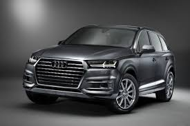 best mid size suv luxury midsize suv audi q7 consumer car news