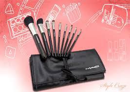 mac makeup brush set best makeup brush kit in india pinit