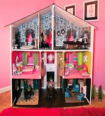 homemade barbie furniture ideas. By Jessica Covert | Photos Kevin O\u0027Riley Homemade Barbie Furniture Ideas