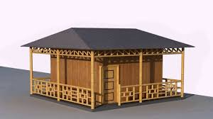 Nipa Hut Design House Nipa Hut House Design In The Philippines