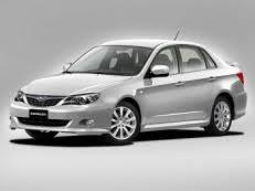 Subaru Impreza 2009 Wheel Tire Sizes Pcd Offset And