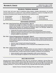 Amazing Personal Trainer Resume 2017