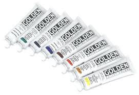Acrylic Paint Golden Spgcertificacion Com Co