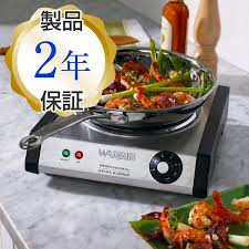 wow it is ring company portable single burner electric range waring pro sb30 1300 watt