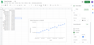 How To Find Slope In Google Sheets