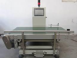 Контрольные весы Поставщик фасовочного оборудования naite Контрольные весы fcs50