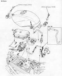 Honda ntv 650 deauville service manual