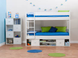 Custom Built In Bunkbeds Flagg Coastal Homes Photo On Stunning Flexa L  Shaped Bunk Bed Offset Beds With Storage Triple Plans