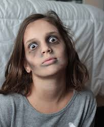 basic zombie makeup for kids more