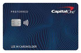 Comparing interest rates, annual fees, rewards and benefits of visa cards from capital one is easy. Capital One Platinum Credit Card Review