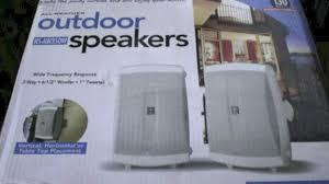 yamaha outdoor speakers. best outdoor speakers for wireless audio like the sounding rock speaker money - youtube yamaha