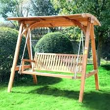 garden swing with canopy replacement