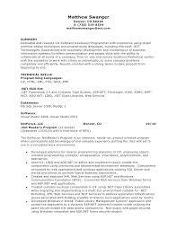 Junior Web Developer Resume Sample Resume Net Web Developer Resume