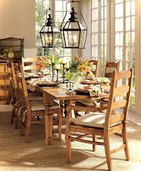 traditional dining room light fixtures. Farmhouse Dining Room Lighting Fixtures White Traditional Country Farm Wooden Table Wide Seat And Sloping Light