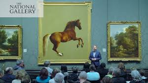 george stubbs portrait of the horse whistlejacket national gallery