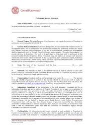 21+ Professional Services Agreement Examples - Pdf, Word